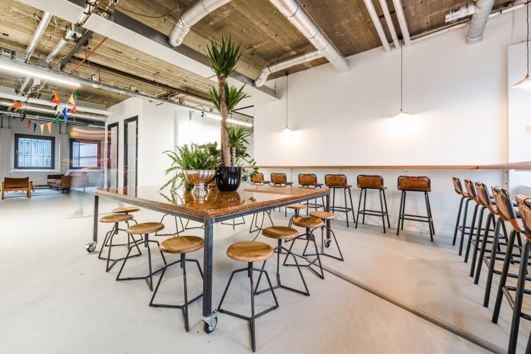 Kantoorruimte: Wibautstraat 135-139 in Amsterdam