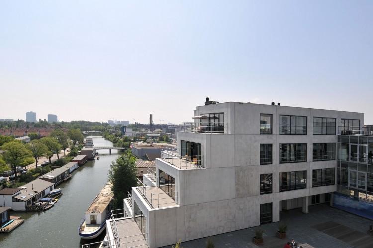 Bedrijfsruimte Wilgenweg 14, Amsterdam
