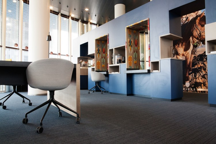 Kantoorruimte: Wilhelminaplein 1-40 in Rotterdam