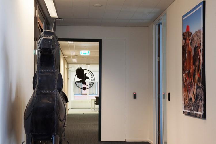 Bedrijfsruimte huren Wilhelminaplein 1-40, Rotterdam