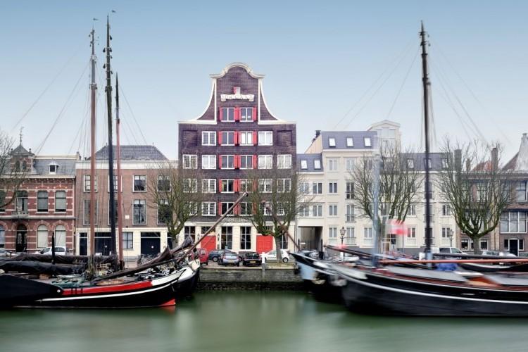 Kantoorruimte: Wolwevershaven 30 in Dordrecht