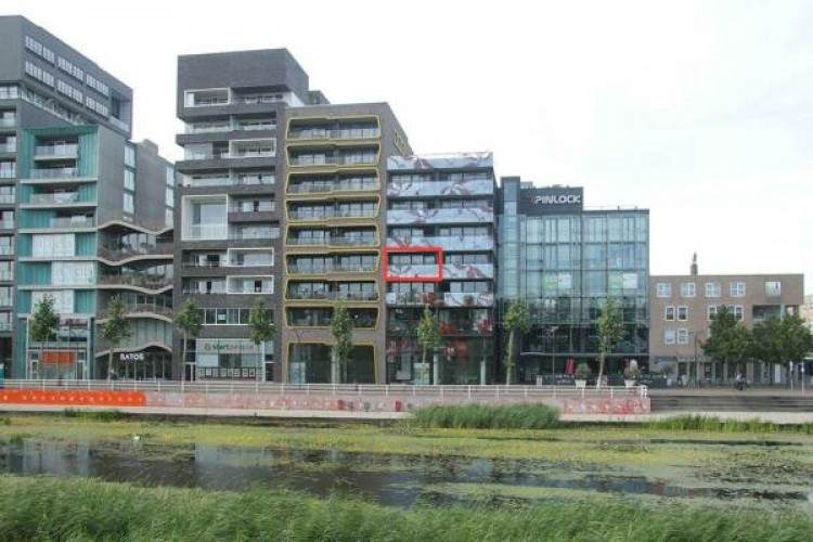 Bedrijfsruimte Zilverparkkade 15, Lelystad