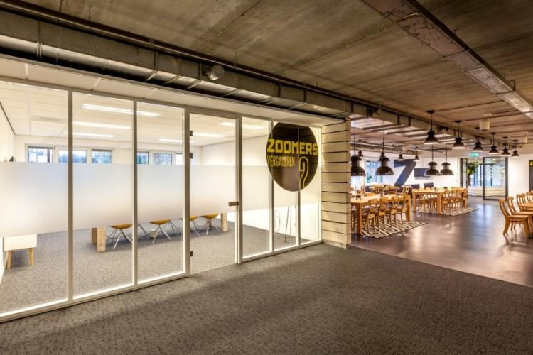 Bedrijfsruimte Zoomstede 13-35, Nieuwegein