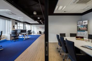 Flexibele kantoorruimte Aagje Dekenstraat 51-55, Zwolle