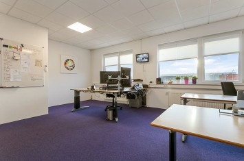Flexibele kantoorruimte Aarhusweg, Groningen