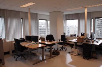 Kantoorruimte Aert van Nesstraat 45, Rotterdam