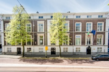 Kantoorruimte Alexanderstraat 10 , Den Haag