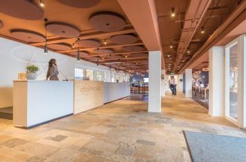 Flexibele kantoorruimte Atoomweg 50, Utrecht