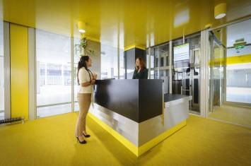 Flexibele bedrijfsruimte Bahialaan 100, Rotterdam