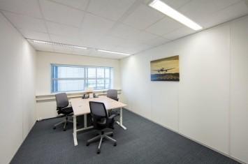 Flexibele werkplek Beechavenue 54-80, Schiphol
