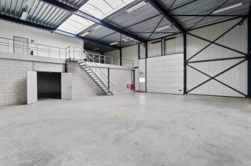 Flexibele werkplek Belder 36, Roosendaal