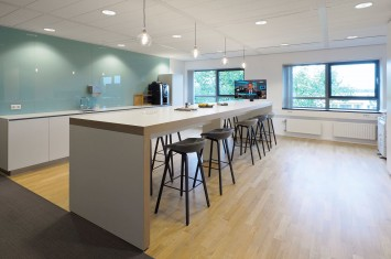 Flexibele bedrijfsruimte Bergschot, Breda
