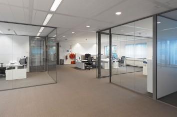 Flexibele werkplek Bergschot, Breda