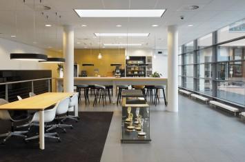 Flexibele kantoorruimte Bergschot, Breda