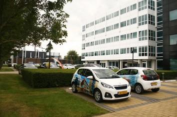 Kantoorruimte Bolderweg 2, Almere
