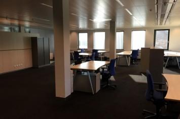Ingericht kantoor Bozenhoven 93-99, Uithoorn