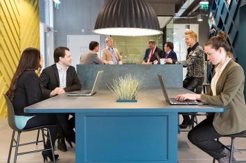 Flexibele werkplek Burgemeester de Raadtsingel 93 C, Dordrecht