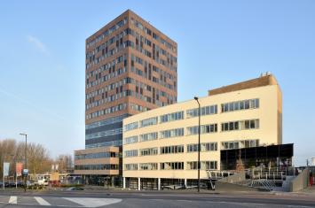 Kantoorruimte Burgemeester van Lierplein 1-3, Vlaardingen