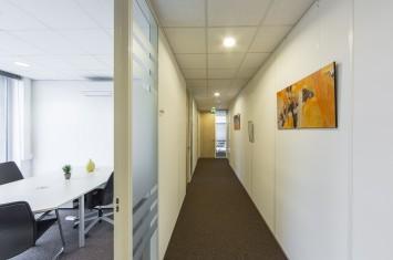 Flexibele werkplek Busplein 40, Almere