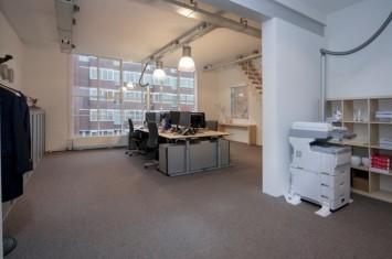 Flexibele werkplek Calandstraat 56E, Rotterdam
