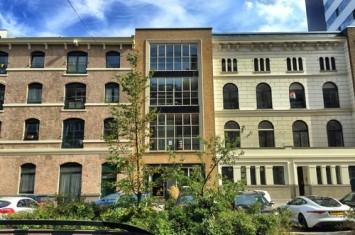 Bedrijfsruimte Calandstraat 56E, Rotterdam