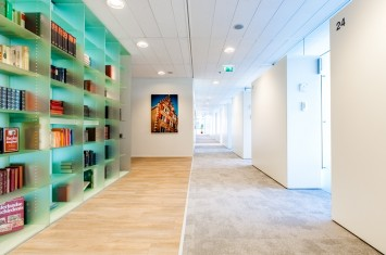 Werkplek Claude Debussylaan 10, Amsterdam