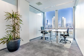 Flexibele kantoorruimte Claude Debussylaan 10, Amsterdam