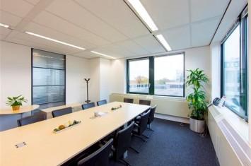 Flexibele kantoorruimte Claudius Prinsenlaan 128, Breda