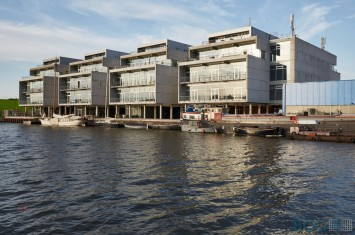 Kantoorruimte Cruquiusweg 109, Amsterdam