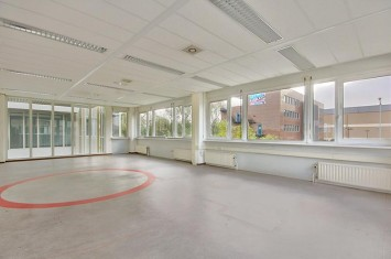 Flexibele werkplek Curieweg 7, Spijkenisse