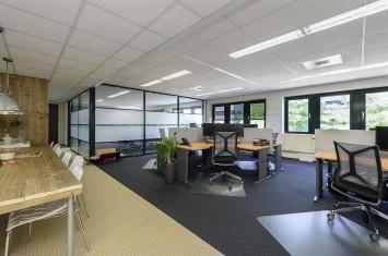 Flexibele werkplek Demmersweg 32, Hengelo