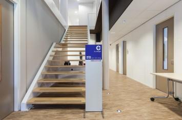 Flexibele kantoorruimte Dr van Deenweg 13, Zwolle