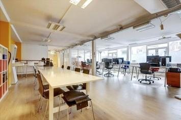 Flexibele kantoorruimte Drieharingstraat 6, Utrecht
