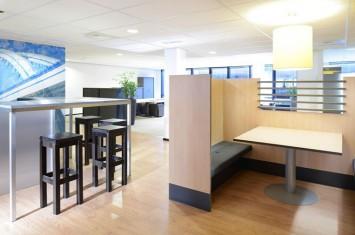 Flexibele kantoorruimte Elisabethhof 21-23, Leiderdorp