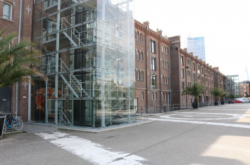 Kantoorruimte Entrepotgebouw, Rotterdam