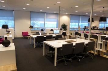 Virtueel kantoor Flight Forum 40, Eindhoven
