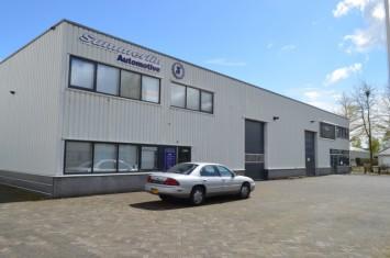 Bedrijfsruimte Florijnstraat, Etten-Leur