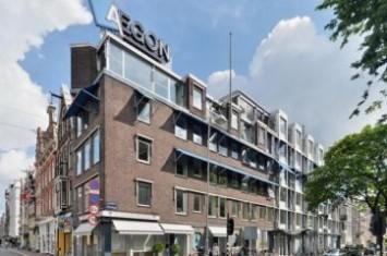 Kantoorruimte frederiksplein 1, Amsterdam