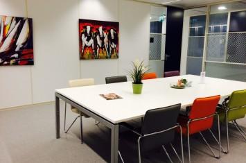 Flexibele werkplek Gondel 1, Amstelveen
