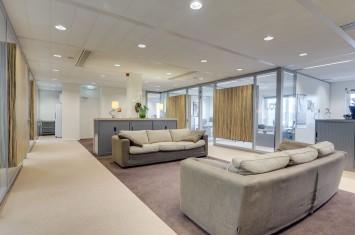 Flexibele kantoorruimte Gooimeer 2-4, Naarden