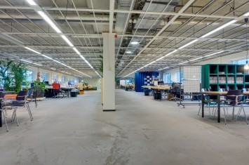 Flexibele werkplek Gooimeer 2-4, Naarden