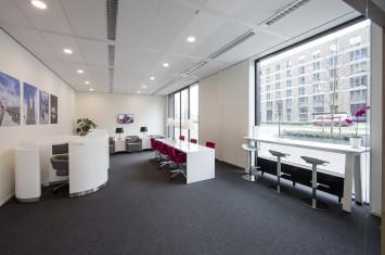 Flexibele kantoorruimte Hart van Brabantlaan 12, Tilburg