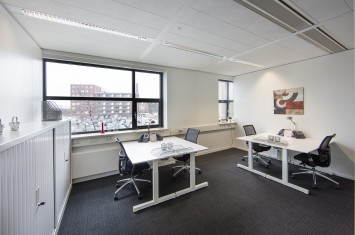 Flexibele werkplek Hart van Brabantlaan 12, Tilburg