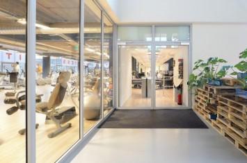 Flexibele kantoorruimte Helmholtzstraat 61, Amsterdam