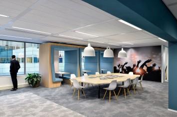 Flexibele werkplek Herikerbergweg 1-35, Amsterdam
