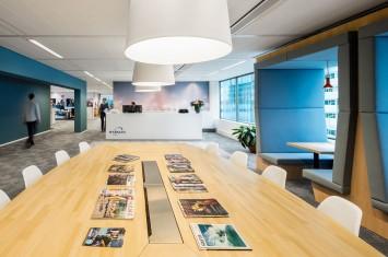 Virtueel kantoor Herikerbergweg 1-35, Amsterdam