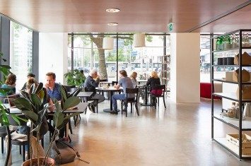 Flexibele kantoorruimte Hofplein 20, Rotterdam