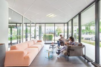 Flexibele kantoorruimte Hogehilweg 4, Amsterdam