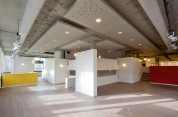 Flexibele kantoorruimte IJsbaanpad 9-11, Amsterdam