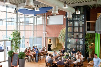 Flexibele bedrijfsruimte IJsselburcht 3, Arnhem